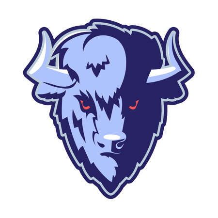docks: Buffalo Head Logo Mascot