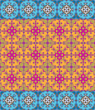 Portuguese azulejo tiles.
