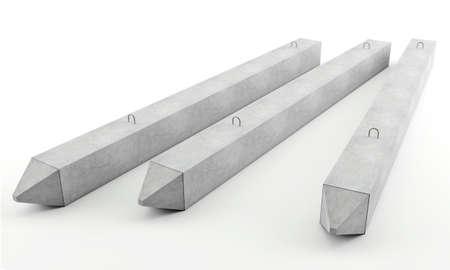 piles: Reinforced concrete piles