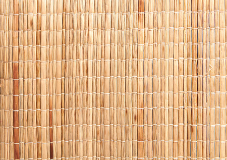 Wallpaper. Background. Texture of woven straw.