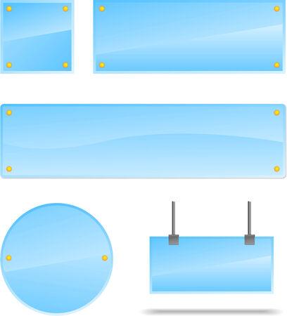 plexiglas: Glass framework