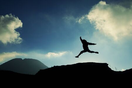 hurray: the leap of freedom