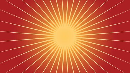 Background with a strong explosion, or just bright sunshine