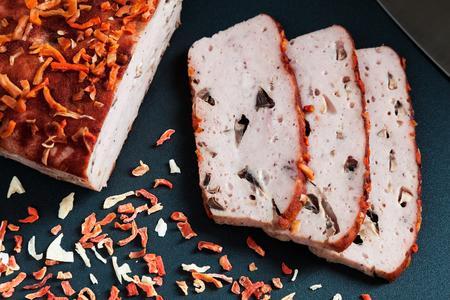 Delicious Homemade Ham