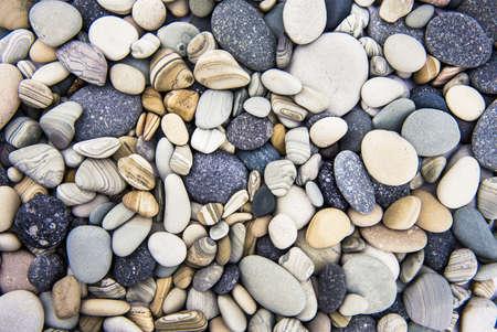海沿岸の岩 写真素材
