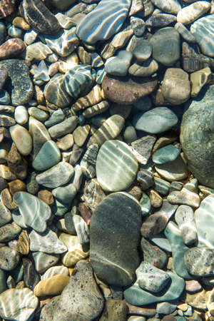 bottom: pacific ocean bottom rocks