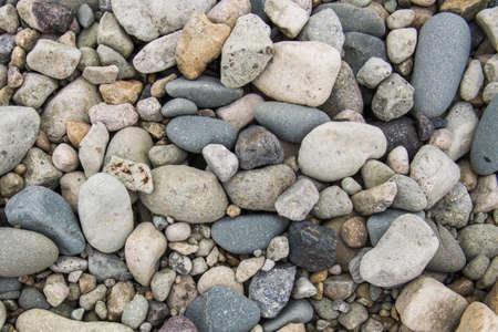 pacific ocean rocks Standard-Bild