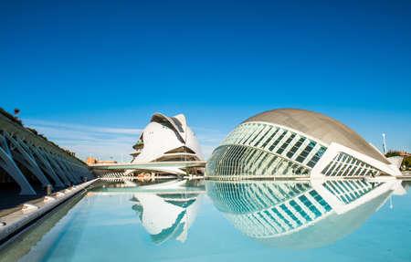 Valencia Stadt - Spanien Standard-Bild - 53492302