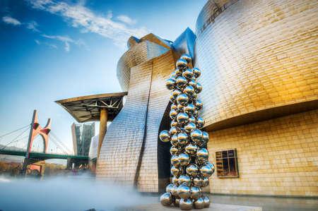 Bilbao city - shots of Spain - Travel Europe