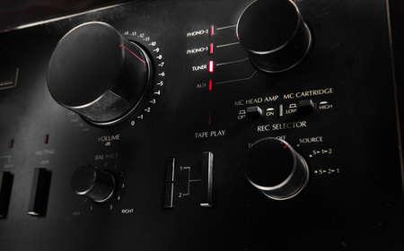 amp: Transistor Amplifier Hi-End