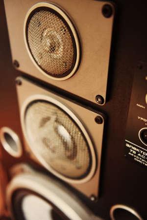 sound system: Soviet Sound System 75AS
