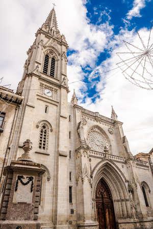 Bilbao city in november - shots of Spain - Travel Europe Banco de Imagens