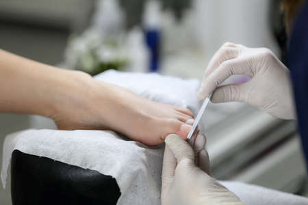 chiropody: Chiropody master provides high quality services in beauty salon.