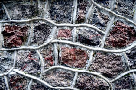 tile pattern: stone wall