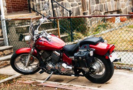 grote Motorcycle Redactioneel