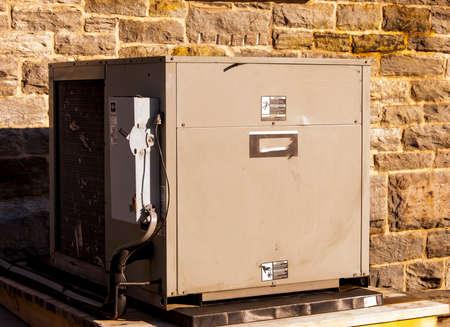 Air conditioner Reklamní fotografie - 36286711