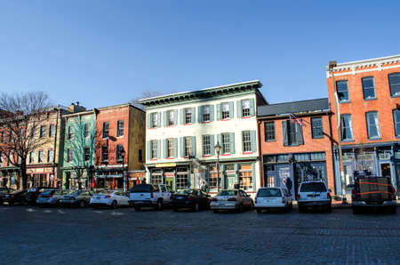 fells: Shops in Fells Point, Baltimore