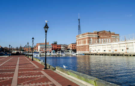 fells: The pier at Fells Point in Baltimore, MD