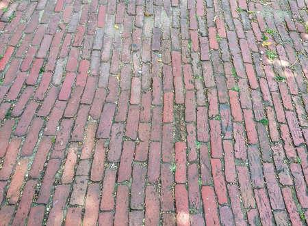 fells: Cobblestone roadway
