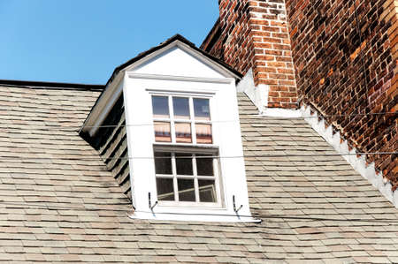 cladding tile: An historic window