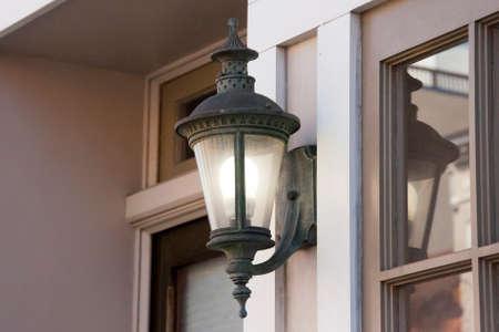 An external light source