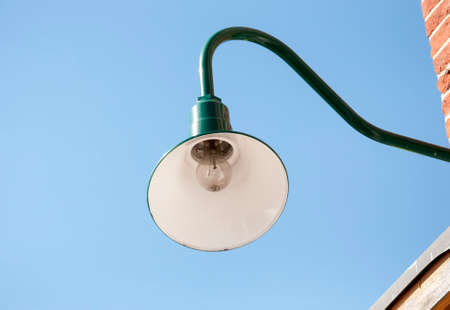 external: An external light
