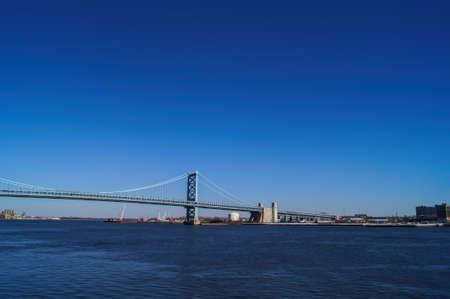 benjamin: The Benjamin Franklin Bridge