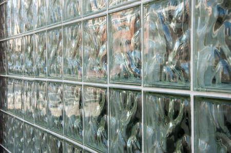 A glass block window Imagens