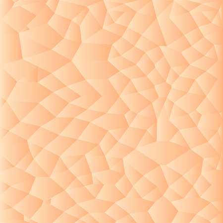 Human healthy skin texture background, vector pattern illustration