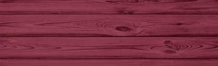 Panoramic illustration realistic mahogany texture - Vector