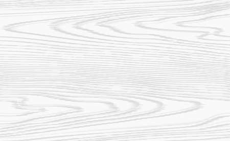 Panoramic texture of light wood with knots - Vector illustration