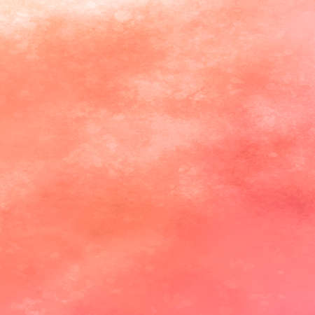 Panoramic texture of realistic red watercolor on a white background - Vector illustration Vettoriali