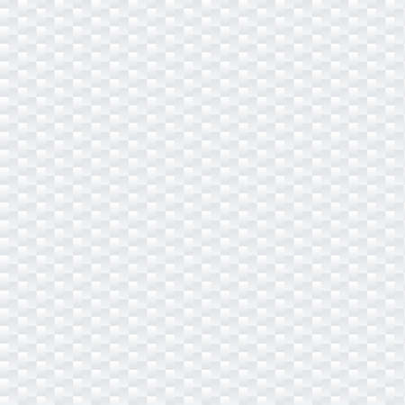 Abstract white background, many small rectangles - Vector illustration