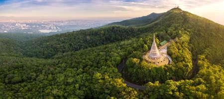 Tri pop tri monk kol pagoda