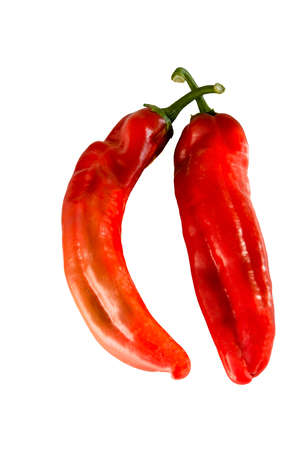 intense flavor: The unusually long and thin pepper with intense flavor. Bright, glossy and sleek