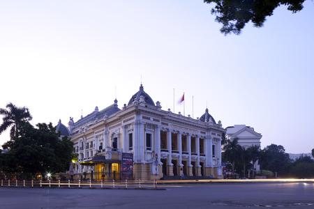 Hanoi Opera house, Hanoi, Vietnam.