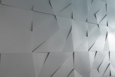 Abstract geometric background of the wall 免版税图像 - 34920558