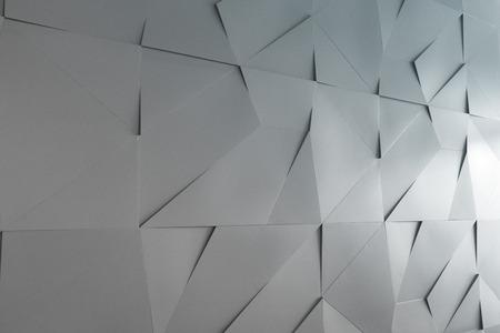 Abstracte geometrische achtergrond van de muur