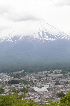 kawaguchi ko: Mount Fuji , Japan.