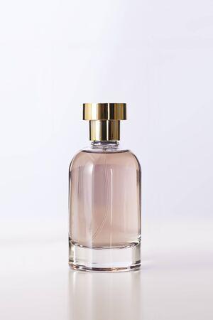 perfume bottle: perfume bottle Stock Photo