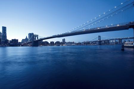 New York City Manhattan skyline panorama 免版税图像 - 44336524