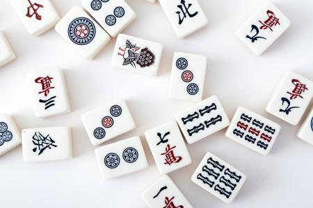 mahjong: An Image of Mahjong Tile