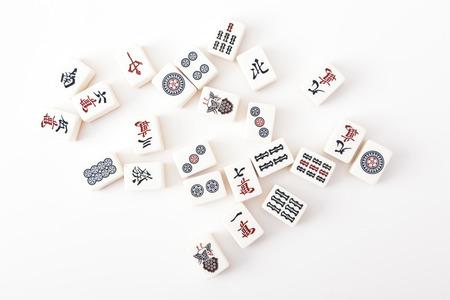 complication: An Image of Mahjong Tile