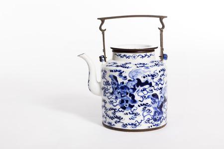 ceramiki: Chiński czajniczek