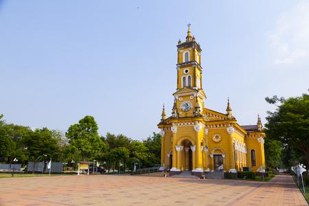 st  joseph: Saint Joseph Church ,Christian in Thailand