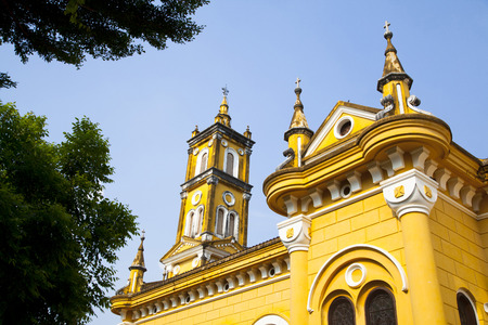 Saint Joseph Church ,Christian in Thailand