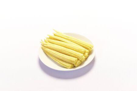 baby corn: baby corn Stock Photo