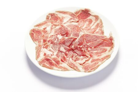 goody: beef sliced on white