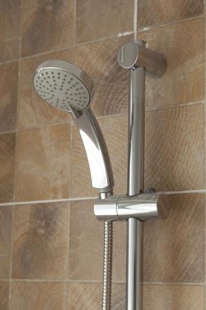 drop water: shower in bathroom