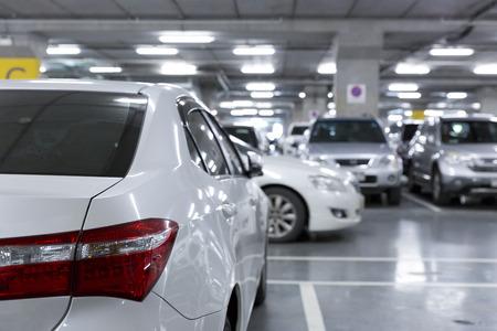 openbare parkeergarage